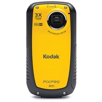 Kodak PIXPRO SPZ1-YL 14MP Waterproof Digital Camcorder