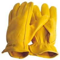 5etta Classic Line American Driver Deerskin Gloves