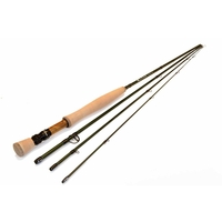 A. Jensen 4 Piece Magellan Fly Rod - 8ft