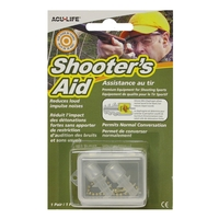 Acu-Life Sonic II - Shooters Aid Hearing Protection