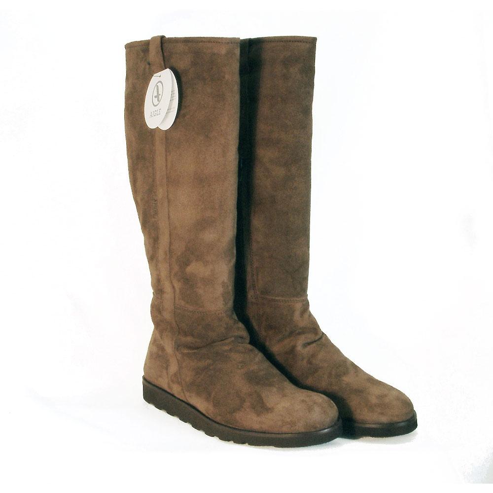 Aigle Morigi 2 Boot (Women's) - Kaki | Uttings.co.uk
