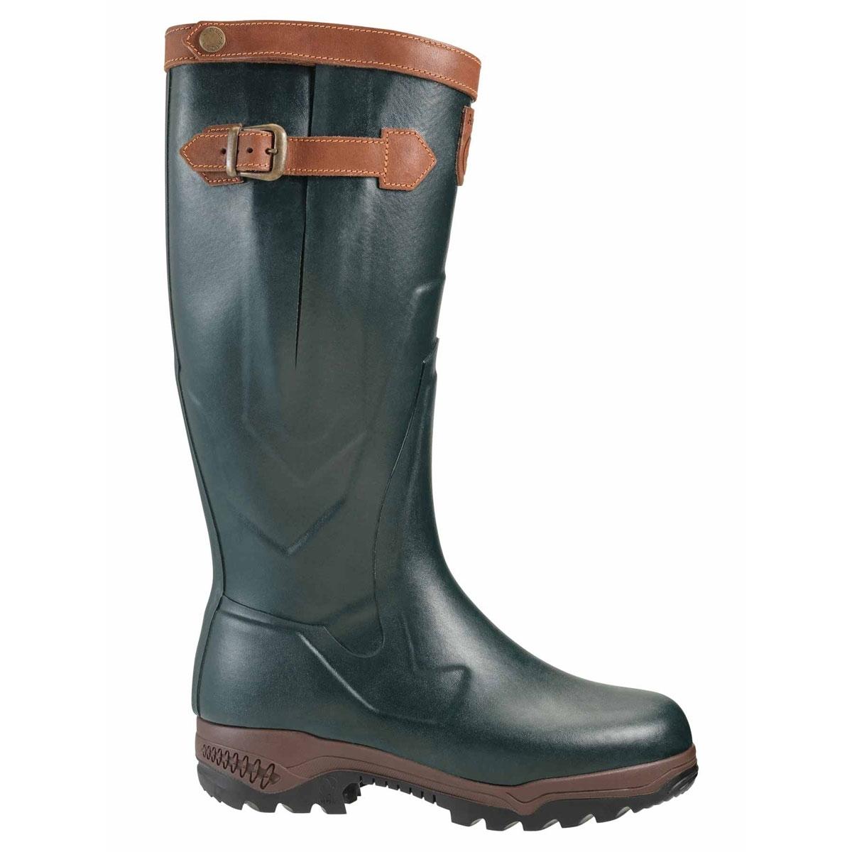 aigle parcours 2 trophee wellington boots unisex bronze. Black Bedroom Furniture Sets. Home Design Ideas