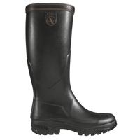 Image of Aigle Parcours 2 Wellington Boots (Unisex) - Noir (Black)