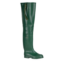 Image of Aigle Riviere Lightweight Waders - Vert (Green)