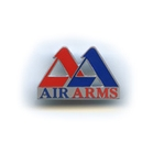 Air Arms Enamel Pin Badge