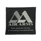 Air Arms Sew on Logo Badge