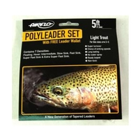 Airflo Polyleader Set - 5ft - Light Trout