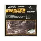 Airflo Polyleader Set - 5ft - Salmon