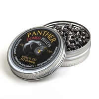 AirForceOne Panther Domed .177 Pellets x 250