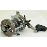 Akios S-Line 651 Left Hand CTM Multiplier Reel