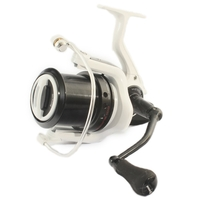 Akios Scora 100 Fixed Spool Reel - White