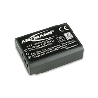 Ansmann A-Can LP E10 Rechargeable Li-Ion Battery