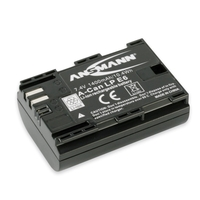 Ansmann A-Can LP E6 Rechargeable Li-Ion Battery