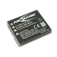 Ansmann A-Sony NP BG 1 Rechargeable Li-Ion Battery