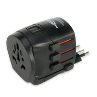 Ansmann All In One 3 - Universal Travel Adapter
