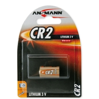 Ansmann CR2 - 1 x Lithium 3V Battery
