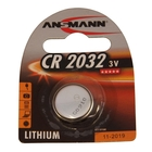 Ansmann CR2032 - 1x Lithium 3V Coin Battery
