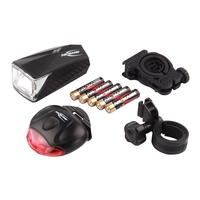 Ansmann LiteRider LED Bike Light Set