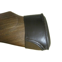 Anson & Deeley Birchbrook Leather Recoil Pad