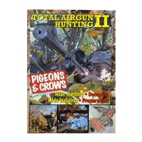 Archant Total Airgun Hunting DVD - Volume 2 (Pigeons and Crows)