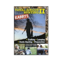 Archant Total Airgun Hunting DVD - Volume 2 (Rabbits)