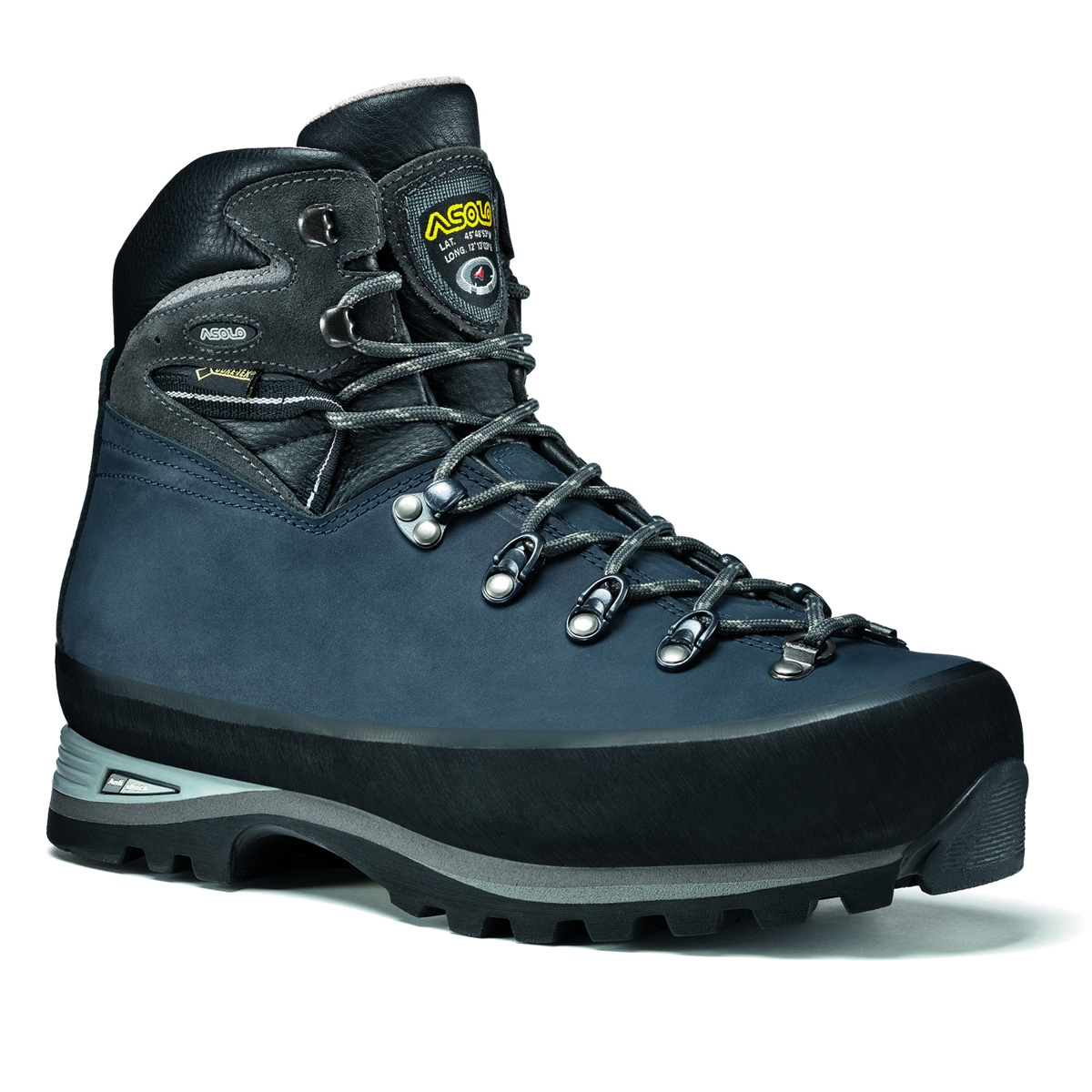 Asolo Trekker Gv Walking Boots Men S Navy Blue