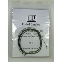 Barbless Flies Furled Leader - 3.5ft Ultralight