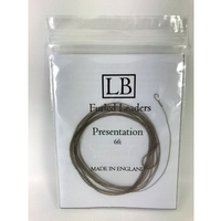 Barbless Flies Furled Leader - 6ft Presentation