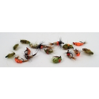 Barbless Flies Gammarus Fly Selection