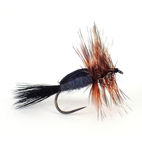Barbless Flies Humpy Adams Fly