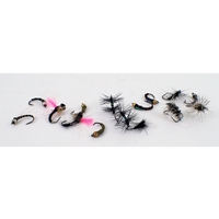 Barbless Flies Micro Fly Selection