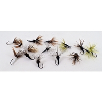 Barbless Flies Tenkara Fly Selection