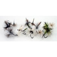 Barbless Flies Wulff Fly Selection
