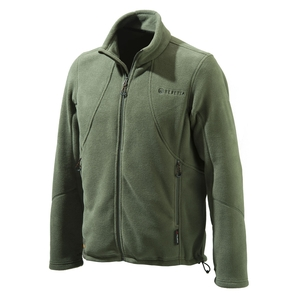 Image of Beretta Active Track Fleece Jacket - Green
