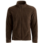 Image of Beretta Active Track Fleece Jacket - Brown