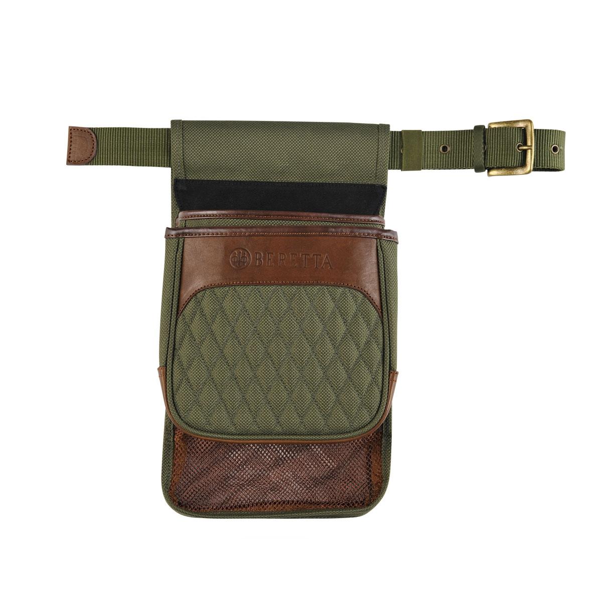 Beretta B1 Signature Cartridge Hull Pouch with Mesh | Uttings.co.uk