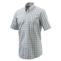 Beretta Drip Dry Button Down Short Sleeved Shirt