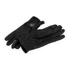 Image of Beretta Leather Gloves - Black