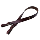 Beretta Leather Sling - Trident Logo