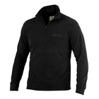 Image of Beretta Light Polar Fleece 1/2 Zip - Black