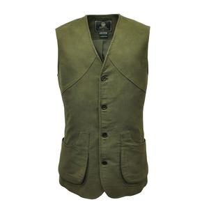 Image of Beretta Moleskin Vest - Green