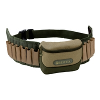 Beretta Retriever Cartridge Belt with External Pouch - 20 Loops