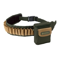 Beretta Retriever Cartridge Belt with External Removable Pocket (20 Loops)