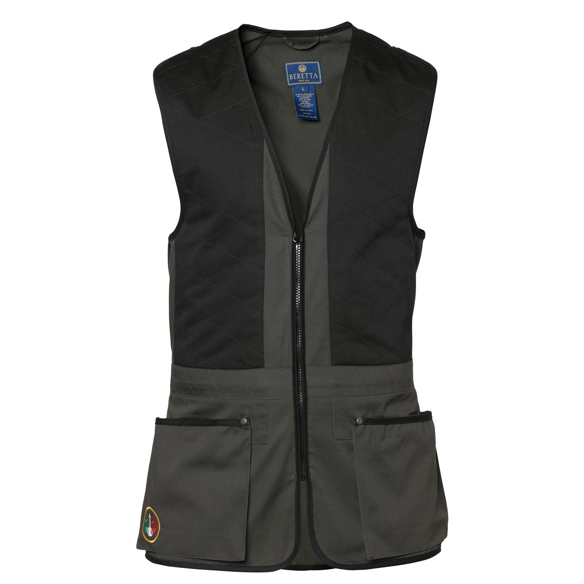 Beretta Trap Cotton Vest Image of Beretta Trap Cotton