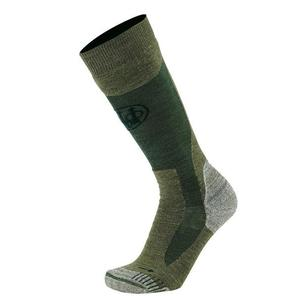 Image of Beretta Wool/Cordura Wellington Boot Sock - Green