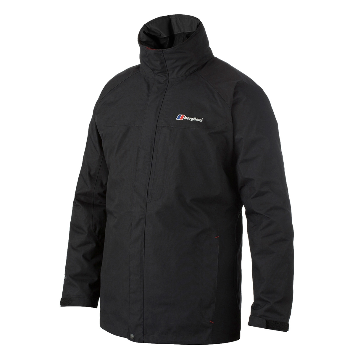 Image of Berghaus RG Gamma Long Jacket (Men's) - Black