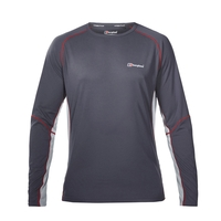 Berghaus Tech Tee Long Sleeved Crew Neck (Men's)