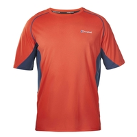 Berghaus Tech Tee Short Sleeved Short Neck (Men's)
