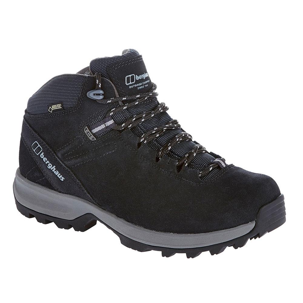 Image of Berghaus Explorer Trail Plus GTX Walking Boots (Women's) - Navy /  Frost