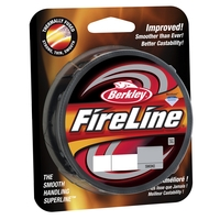 Berkley Fireline Smoke Line - Fused Braid - 300yds